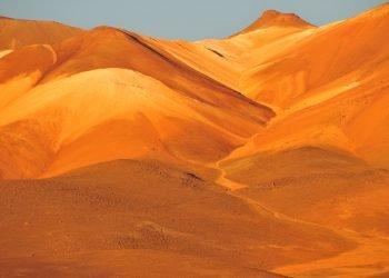 Désert de Siloli en expédition 4x4 avec Terra Bolivia.