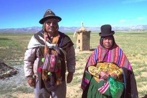 Les gardiens de l'Altiplano