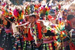 Le carnaval d'Oruro est est le plus grand événement culturel annuel de Bolivie.