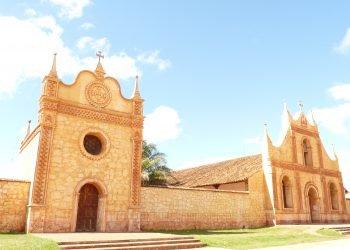 Missions Jésuites de San Jose de Chiquitos.