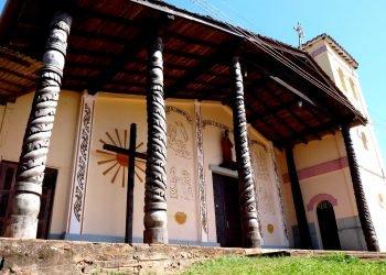 Missions Jésuites de Santiago Chiquitos.