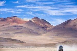 Expéditions 4x4 au désert de Siloli dans le Sud Lipez.