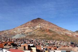 Cerro Rico à Potosi.