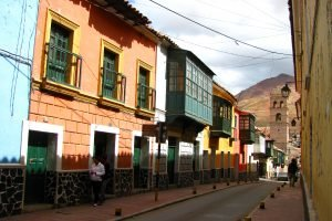 Balade de long des rues de Potosi.